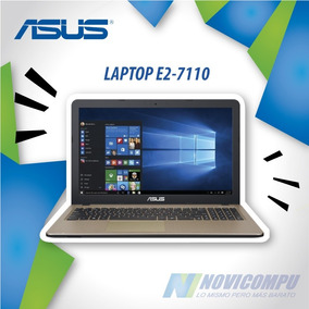 Laptop Asus E2-7110 +8gb +1tb +15.6 Radeon R2, Win 10