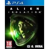 Alien Isolation Para Ps4 Nuevo Y Sellado Fisico Original