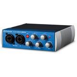 Interfaz Audio Presonus   Audiobox Usb 96 Khz Estudio Midi