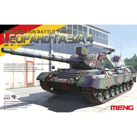 Meng - German Main Battle Tank Leopard 1 A3/a4 (montado)