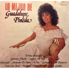 Cd Guadalupe Pineda Lo Mejor De Te Amo (yolanda)