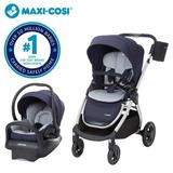Sistema De Viaje Carreola Bebe Maxi-cosi Adorra | Azul