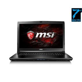 Portátil Msi Gamer Gl62 7rd I7 7ma 1tb 8gb 15,6 Full Hd
