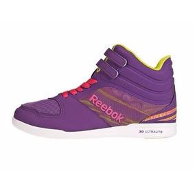 Zapatillas Reebok Dance Mid 3d Ultralite Violetas