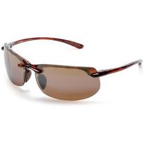 Gafas Maui Jim Banyans Gafas De Sol Polarizadas Tortuga / H