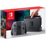 Consola Nintendo Switch Gris Nueva Garantia Envio Gratis