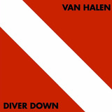 Cd Van Halen Diver Down (remaster) (import) Novo Lacrado
