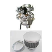 Carburador Cg Titan 150 Sport + Filtro Ar 43mm Esportivo