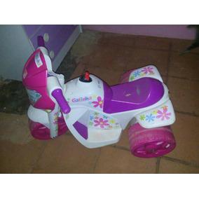 Motoca A Bateria Pra Criança Ate 5 Anos