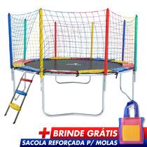 Cama Elástica 3,00m Importada - Premium Completa