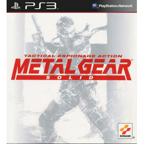 Metal Gear Solid One Español - Mza Games Ps3