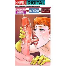 Hentai, Mangás, Hq De Sexo - Original 1.3 Gb - Envio Digital