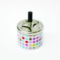 Cenicero Morph Spin Diseño Dibujos Dots