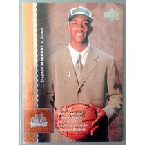 1996-97 Upper Deck #74 Stephon Marbury Rc