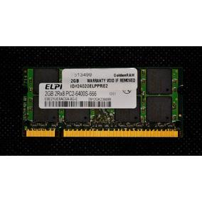 Memorias Ram Para Laptop Mini-laptop Ddr2 2gb Pc2-6400s 666