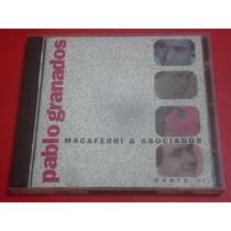 Pablo Granados - Macaferri & Asociados (cd Excelente)