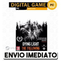 Dying Light The Following Enhanced Steam Cd-key Pc