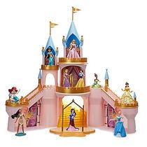 Disney Princesas Castillo De Luces Play Set Disney Store