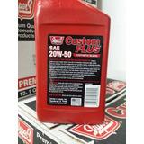 Aceite Semi Sintetico 20w50 Importado Americano Super S