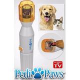 Pedy Paws Revolucionario Lima Uñas Electrico Para Su Mascota