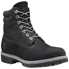 Timberland Hombre 6in Waterproof Negro A159i Look Trendy