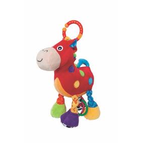 Brinquedo Cavalinho Com Musica De Pelúcia - Buba Toys