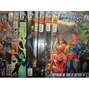 Batman Lendas Do Universo Dc On Line 1 A 9 Completa Panini