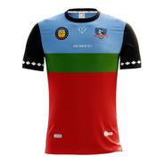 Camiseta Colo Colo Mapuche Mps Mipolera