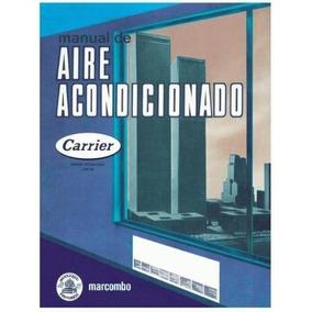 Manual Aire Acondicionado Ne Carrier