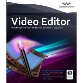 Wondershare Video Editor 4 Completo - Envio Grátis Email