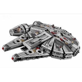 Millennium Falcon Star Wars Pronta Entrega Blocos Tipo Lego