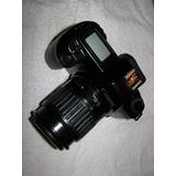 Canon Analogica Eos Rebel Lente Canon 35-80mm Autofoco Af