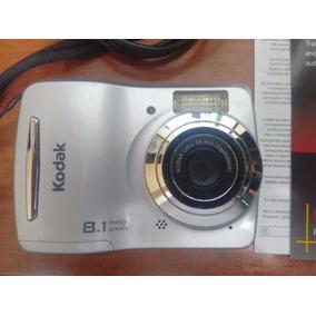 Camara Kodak C122 ( Usada) Tiene Todos Sus Cables