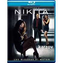 Nikita Tercera Temporada 3 Tres Serie De Tv En Blu-ray