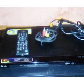 Dvd Lg Con Karaoke Con Puerto Usb Dv647