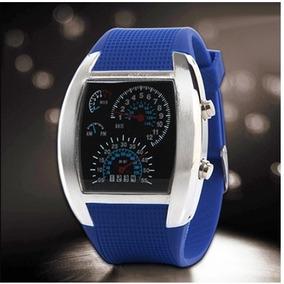 Novedoso Reloj Velocimetro Aviador!!envio Gratis A Todo Chil