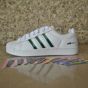 adidas Superstar Adicolor W5 Para Damas Y Caballeros
