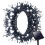 Luces Decorativas 200 Led Con Panel Solar Litom