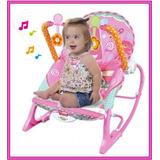 Mecedora Silla Para Bebe Con Vibracion Y Musical