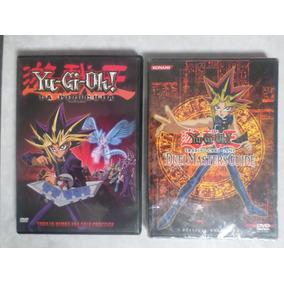 Yu-gi-oh - Duel Master Guide + Yu-gi-oh The Movie 2 Dvd