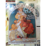 Afiche Publicitario Vintage - Art Nouveau - Mucha