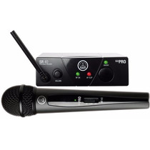 Microfono Inalambrico Akg Wms 40 Pro Vocal Tecnomixmerlo