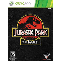 Patch-jurassic Park,-the,-game-patch Xbox 360 - Lt2/lt3