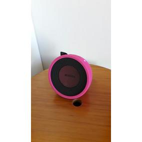 Ub Corneta Philips Dot Wireless Bluetooh Pink Rosada