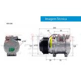 Compressor 10pa15 Maquina Colheitadeira John Deere Cb2500