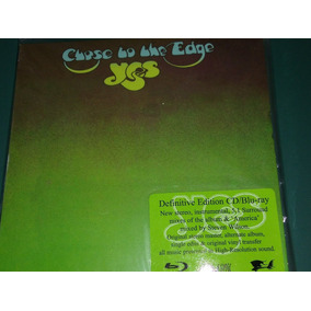 Yes Close To The Edge Steven Wilson Mix Cd+bluray Audio Nuev
