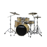 Bateria Musical Yamaha Stage Custom Birch, Scb2fs6nw