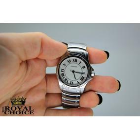 Cartier Santos Ronde Acero Automatico Caballero / Dama Rolex