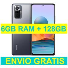 Redmi Note 10 Pro 128gb 6gb Ram Gris - 108mp - Caja Sellada