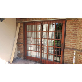 Puertas Cedro Vidrio Repart.en Adrogue